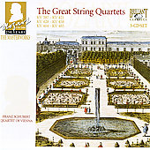 250 Years - Mozart: Great String Quartets / Schubert Quartet