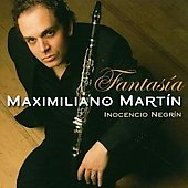 Fantas&#237;a / Maximiliano Mart&#237;n, Inocencio Negr&#237;n