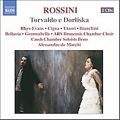 Rossini: Torvaldo e Dorliska / de Marchi, Cigna, et al