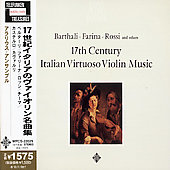 Italian Baroque Music For Violin