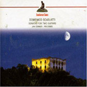 Scarlatti: Sonatas For Two Guitars