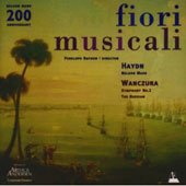 Haydn: Nelson Mass;  Wanczura: Symphony no 2 /Fiori Musicali