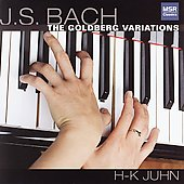 Bach: Goldberg Variations, etc / Hee-Kyung Juhn