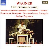 Wagner: G&ouml;tterd&auml;mmerung / Zagrosek, Bonnema, Bracht, et al