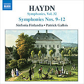 Haydn: Symphonies Vol 32 / Gallois, Sinfonia Finlandia