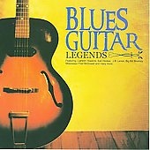 Various Artists: Blues Guitar Legends [Essential]