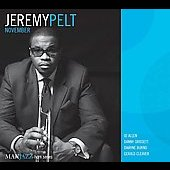 Jeremy Pelt: November [Digipak]