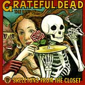 Grateful Dead: Skeletons From The Closet (Best Of...)