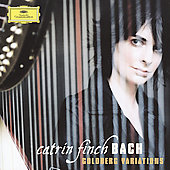 Bach: Goldberg Variations / Caitrin Finch