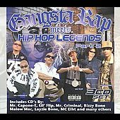 Various Artists: Gangsta Rap Meets Hip Hop Legends, Pt. 2 [Box] [PA]