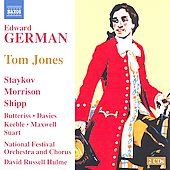 German: Tom Jones / Hulme, Staykov, Morrison, Shipp, National Festival Orchestra & Chorus, et al