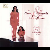 Music for 2 Pianos / Sonja & Shanti Sungkono
