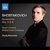 Dmitri Shostakovich: Symphonies no 5 and 9 / Vasily Petrenko