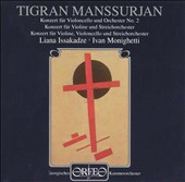 Tigran Manssurjan: Concertos for violin & cello