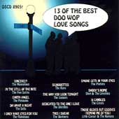 Various Artists: 13 of the Best: Doo Wop Love Songs
