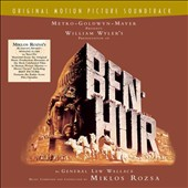 Original Soundtrack: Ben Hur [Sony Classical]