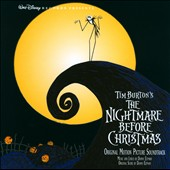 Danny Elfman: Tim Burton's The Nightmare Before Christmas [Original Motion Picture Soundtrack]