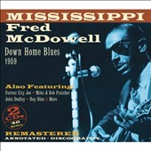 Mississippi Fred McDowell: Downhome Blues 1959