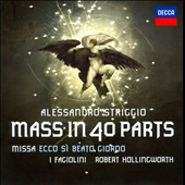Striggio: 40 Part Mass