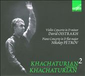 Khachaturian conducts Khachaturian, Vol. 2