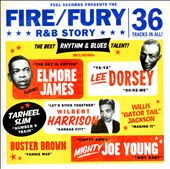 Various Artists: The  Fire/Fury R&B Story