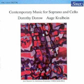 Contemporary Music for Soprano and Cello