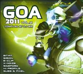 Various Artists: Goa 2011, Vol. 2 [Digipak]