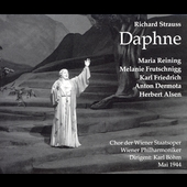 R. Strauss: Daphne / B&#246;hm, Reining, Frutschnigg, et al