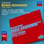 Mussorgsky: Boris Godunov / Vaneev, Galusin, Okhotnikov, Pluzhnikov, Borodina