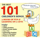 Bugs Bower: Best 101 Children's Songs!