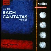 The RIAS Bach Cantatas Project [9 CDs] / Karl Ristenpart