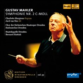 Mahler: Symphony No. 2 / Nes, Margiono, Haitink