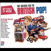 Various Artists: My Kind of Music: The Golden Age of British Pop!