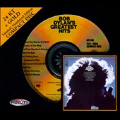 Bob Dylan: Bob Dylan's Greatest Hits [24K Gold]