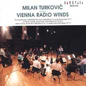 Milan Turkovic conducts Vienna Radio Winds