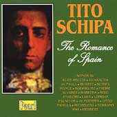 Tito Schipa - The Romance of Spain