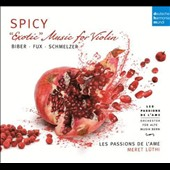 Spicy: Exotic Music for Violin