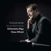 Concertante: Virtuosic Wind Concertos of the 18th & 19th centuries / Sinfonietta Riga
