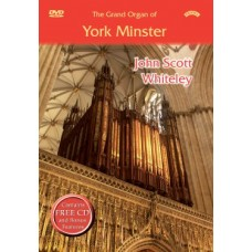 The Grand Organ of York Minster