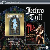 Jethro Tull: Living with the Past/Nothing Is Easy: Live at the Isle of Wight 1970 *