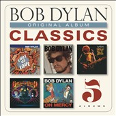 Bob Dylan: Original Album Classics, Vol. 3 [Box]