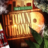 Lil C: H-Town Chronic, Vol. 9 [PA]
