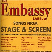 Various Artists: The Embassy Label: Songs from Stage & Screen [Box]