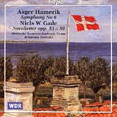 Hamerik: Symphony no 6;  Gade: Novelletter / Goritzki, et al