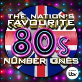 Various Artists: The Nation's Favourite 80s Number Ones [Digipak]