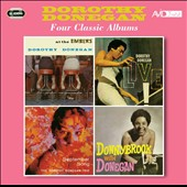 Dorothy Donegan: Four Classic Albums: At the Embers/Live/September Song/Donnybrook With Donegan