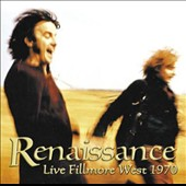 Renaissance: Live Fillmore West 1970 *
