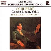 Deutsche Schubert-Lied-Edition 3 - Goethe Lieder Vol 1