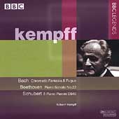Great Performers of the Twentieth Century - Wilhelm Kempff