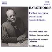 Rawsthorne: Cello Concerto, etc / Baillie, Rancourt, et al